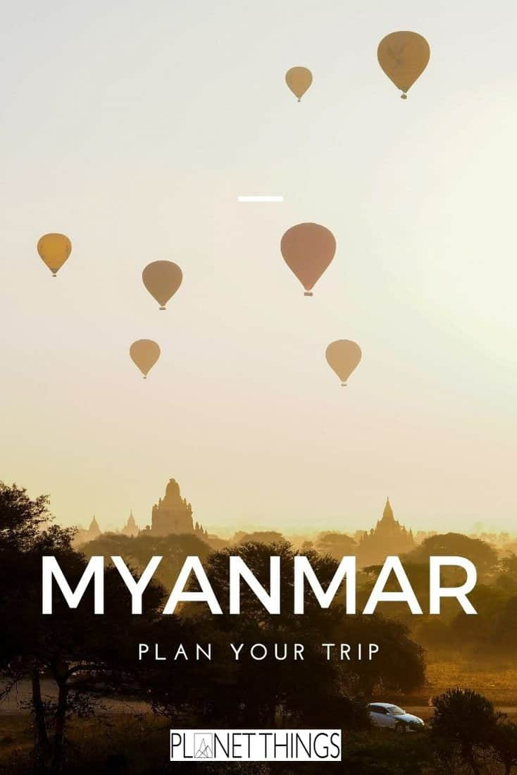 Myanmar is a hidden gem, after years of isolation, the country opened its doors to tourism. Myanmar travel tips: Find out how to plan a trip to Myanmar. #myanmar #travel #travelblog #asia #southeastasia #traveltips #travelguide #myanmarguide #besttravel