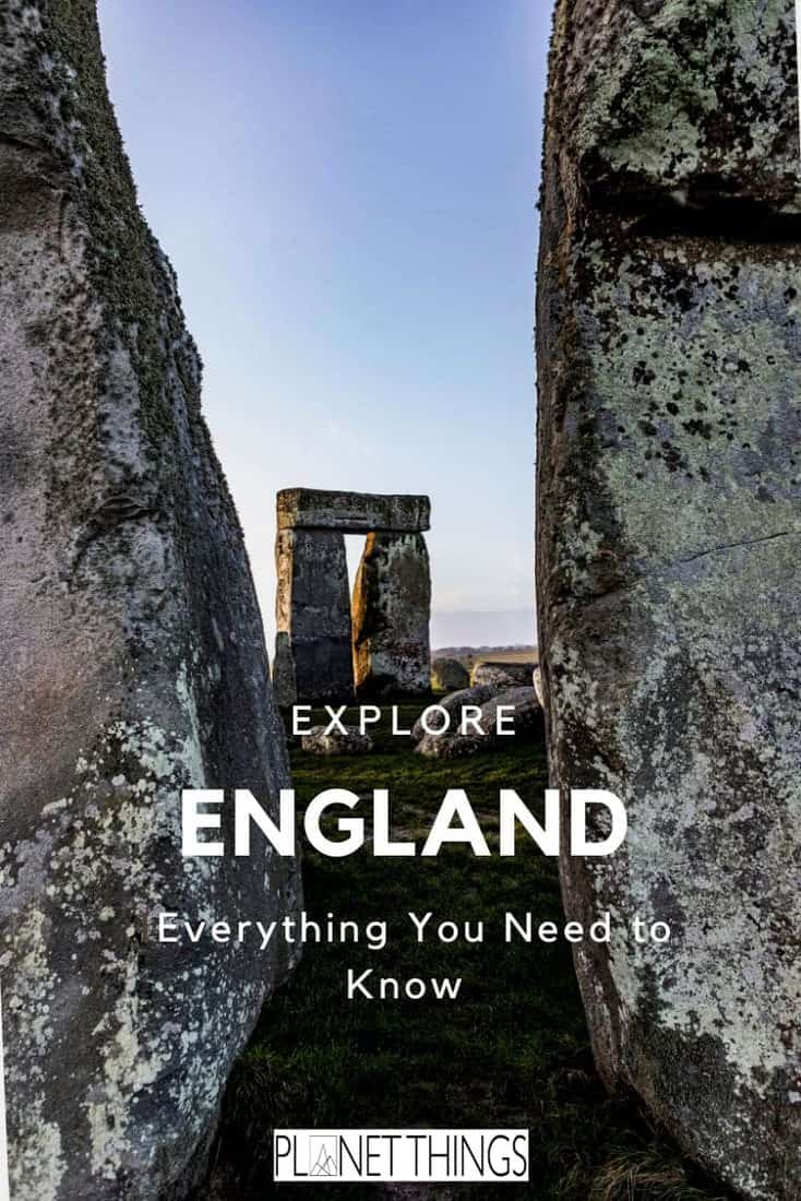 Do you want to walk around picturesque towns as if you're a character in a novel? Use these England travel tips: Find out how to plan a trip to England! #england #travel #englandtravel #englandtravelguide #UK #UKtravel #UKtraveltips #Englandtips #travelblog #travelengland