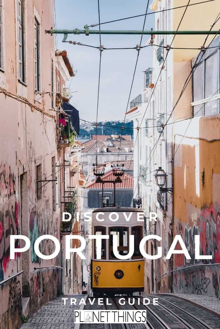 Visit a country with idyllic beaches and cosmopolitan cities, these Portugal travel tips will come in handy: find out how to plan a trip to Portugal! #Portugal #portugaltravelguide #travelguides #traveltips #portugaltraveltips #travelblog #travelling #budgettravel #backpacking
