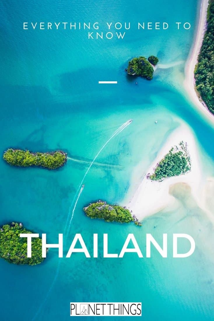Located in Southeast Asia, It's been a popular destination for decades. Find out how to plan a trip to Thailand with these Thailand travel tips! #Thailand #thailandtravel #thailandguide #travelguide #travelblog #asiatravel #thailandtraveltips #southeastasia