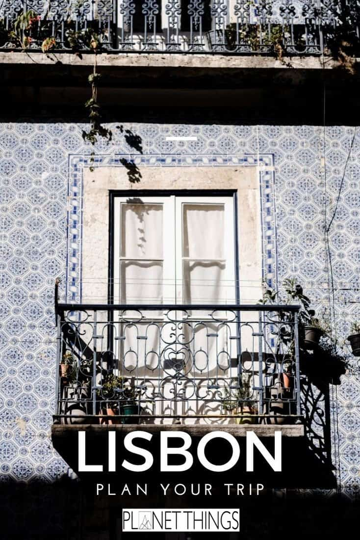 Lisbon is a city with amazing buildings and colorful tiles glistening in the sunshine. Use this Lisbon city guide and tips to organize your perfect trip. #Lisbon #europetravel #LisbonGuide #LisbonTravelTips #VisitLisbon