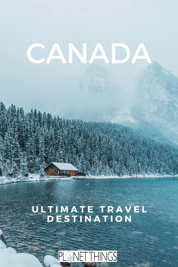 Canada offers a stunning combination of natural beauty and multicultural cities. If you want to visit Canada, these Canada travel tips will come in handy. #canada #canadatraveltips #canadatravel #travelblog #northamerica #canadabackpack