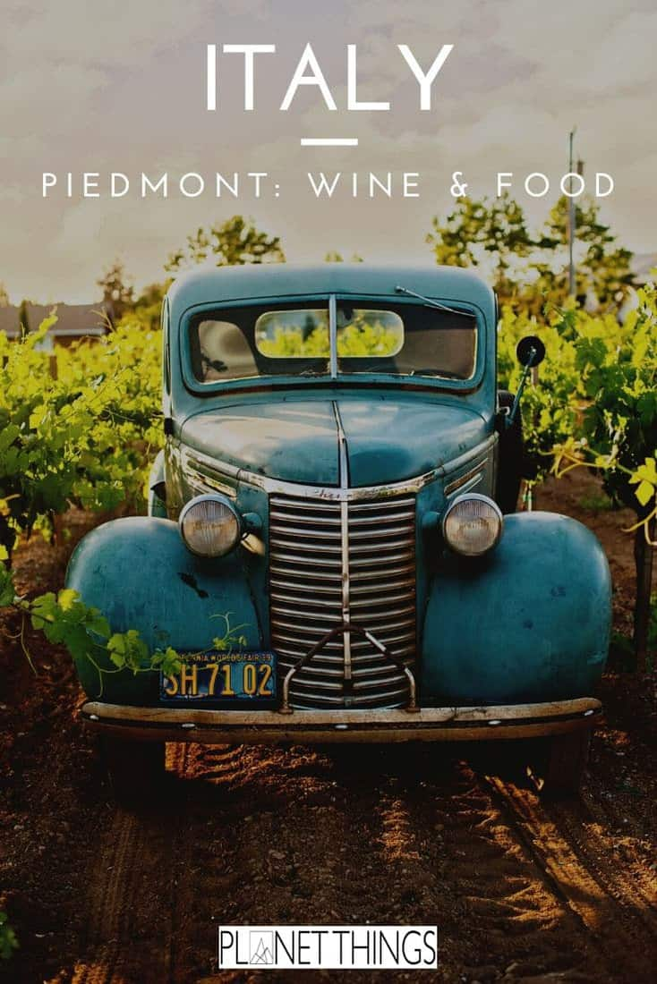Interested in a culinary experience? Don't miss the Piedmont wine region. Use this guide to plan your trip and understand the roots of Italian wine #italywine #winetravel #italytravel #italytraveltips #italytravelblog #piedmontwine
