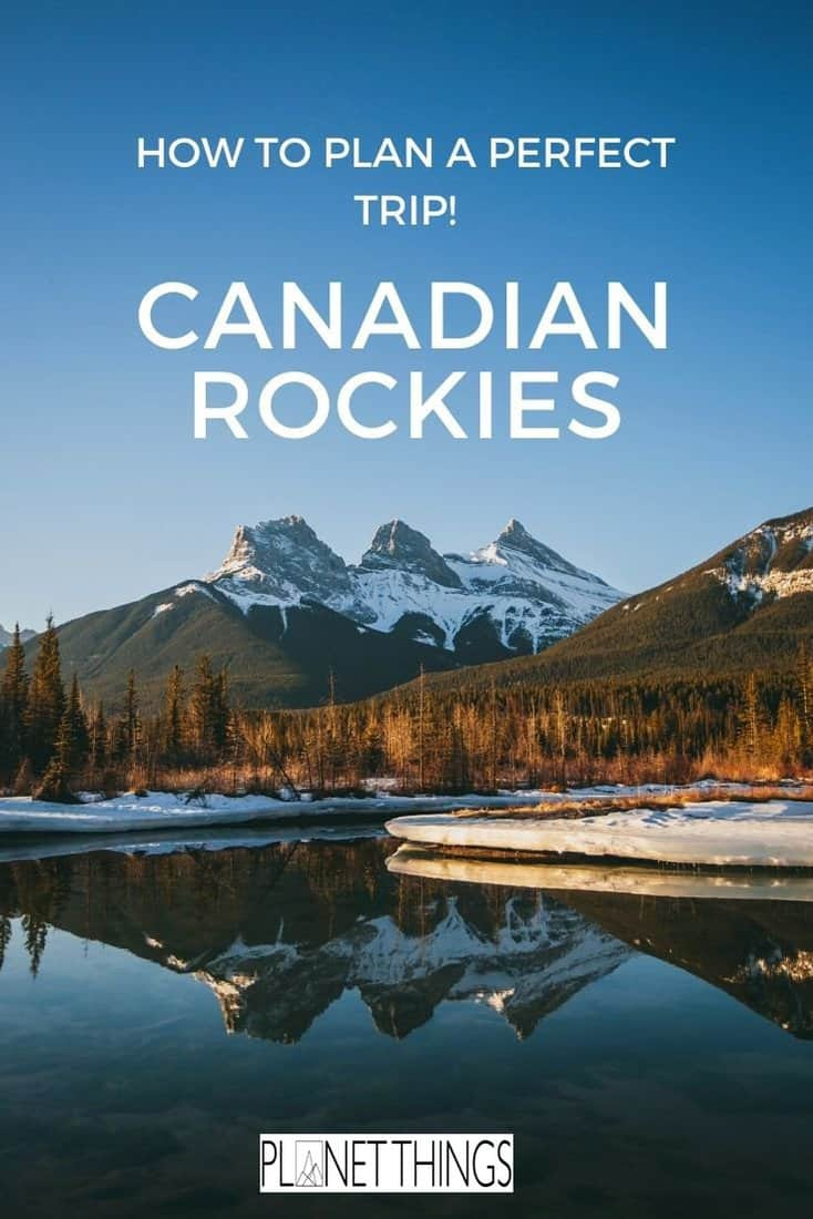 A trip to an unforgettable land of wonder? The Canadian Rockies might be that perfect place. Find out the best things to do in the Canadian Rockies #Canada #CanadianRockies #CanadaTravel #TravelBlog #AdventureTravelling #CanadaTravel