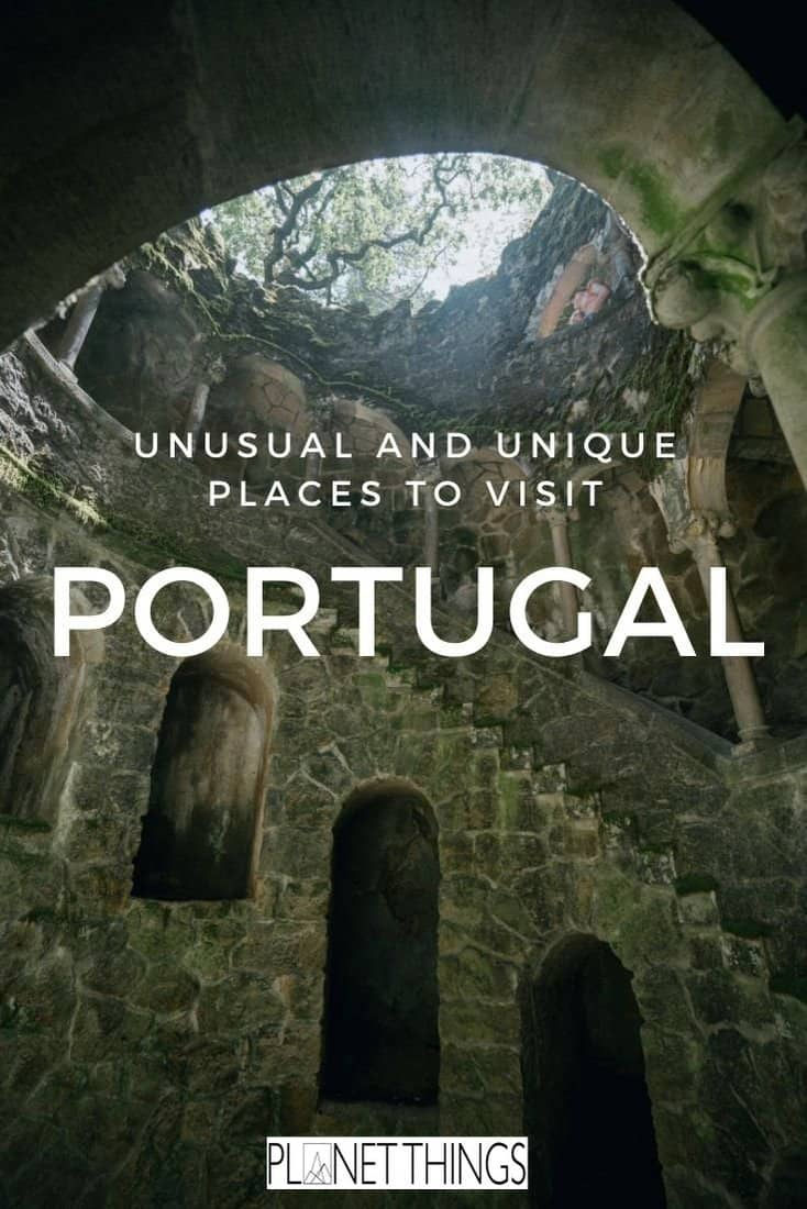 Discover Portugal off-the-beaten-track. Here are the best unique places to visit in Portugal: 8 hidden gems you need to discover! #UnusualplacestovisitinPortugal #DiscoverPortugal #StrangePortugal #UniquePortugal #UnusualPortugal
