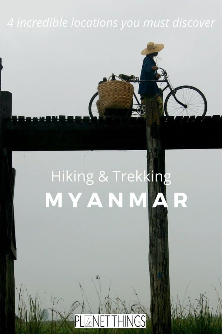 Trekking in Myanmar was, once upon a time, very difficult and only reserved for a few people. Finally, in 2015, the country opened its doors to tourism. #trekkingmyanmar #hikingmyanmar #visitmyanmar #bestofmyanmar #myanmartravel #exploremyanmar